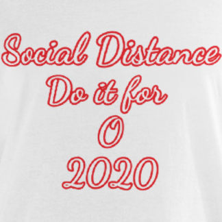 Social Distance T-Shirts